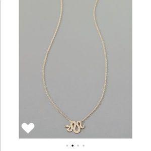 ISO ginette ny snake necklace